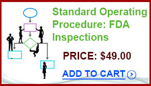 standard-operating-procedure-fda-inspections-standards