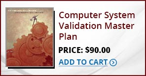computer-system-validation-master-plan-standards