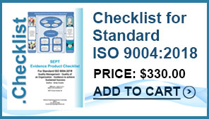 checklist-for-standard-iso-9004-2018-standards