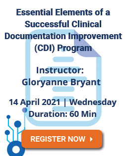 Essential Elements of a Successful Clinical Documentation Improvement (CDI) Program