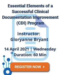Essential Elements of a Successful Clinical Documentation Improvement (CDI) Program