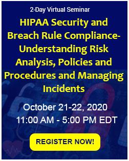 HIPAA Security and Breach