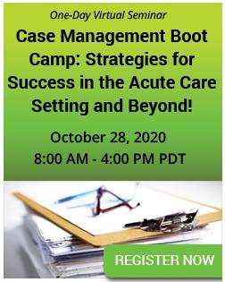 Case Management Boot Camp