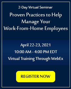 Manage Your Work-From-Home Employees