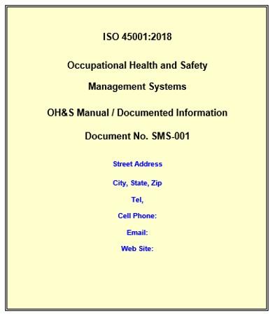 iso 45001 audit checklist pdf