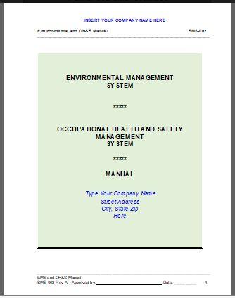 ISO 45001:2018 Internal Audit Checklist