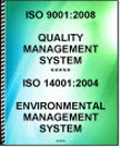 ISO 9001-14001 Combined QMS-EMS Documentation Package