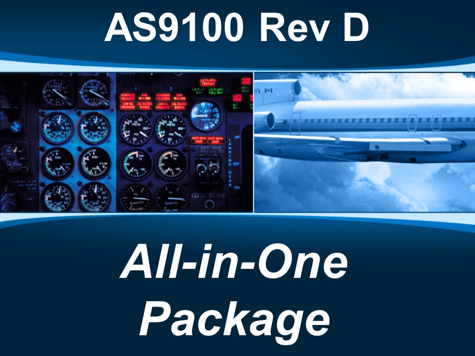 AS9100d All-in-One