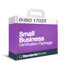 17025:2005 to 2017 Small Business Transition Package (2005>>2017)
