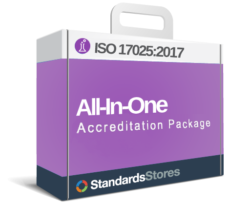 17025:2005 to 2017 All-in-One Documentation and Training Transition Package (2005>>2017)