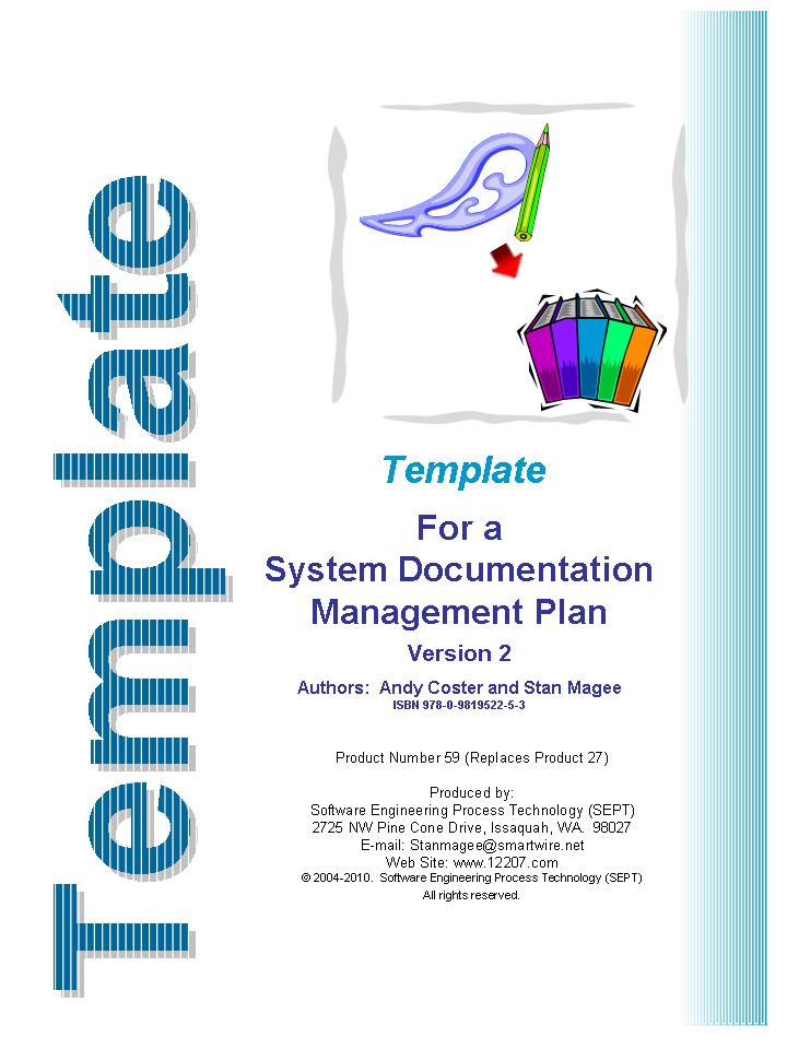 System Documentation Management Plan Template- Second Edition