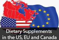 Regulatory Compliance for Dietary Supplements in the US, EU and Canada