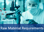 Raw Material Requirements (Health Canada/USP/EP) in a cGMP Environment - Issues and Solutions