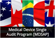 Medical Device Single Audit Program [MDSAP] Implementation & Participating Country Regulatory Processes: U.S., Canada, Brazil, Australia and Japan